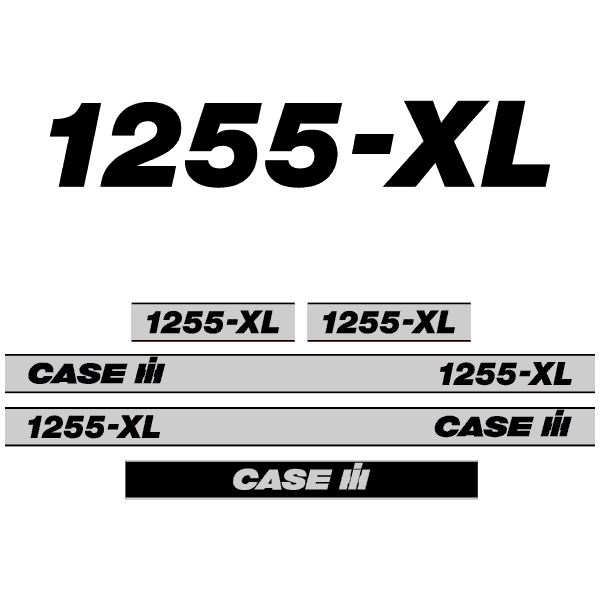 Case International 1255-XL