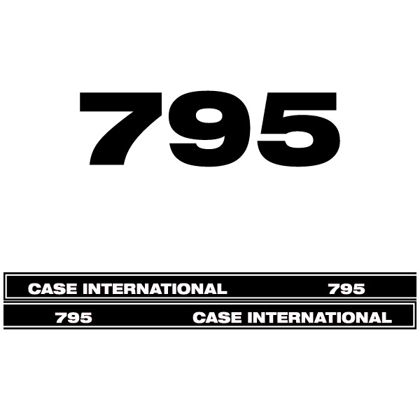 Case International 795