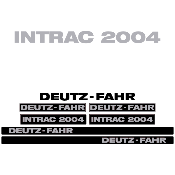 Deutz Fahr Intrac 2004