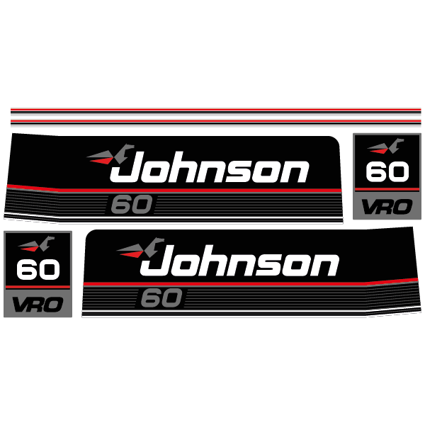 Johnson 60 VRO