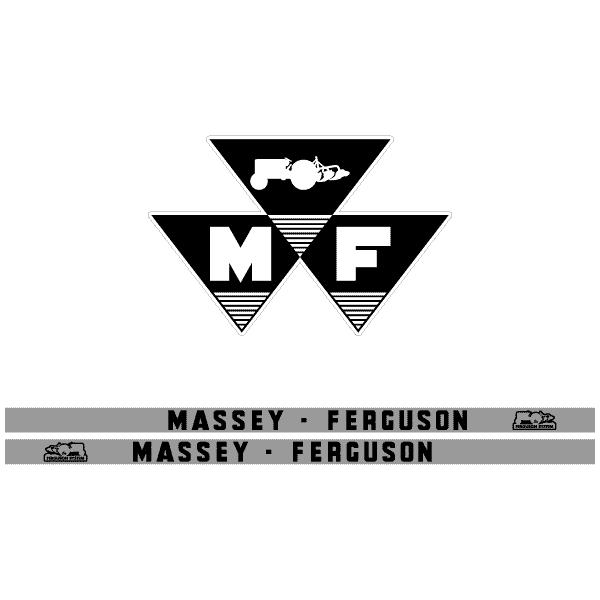 Massey Ferguson Naljepnica