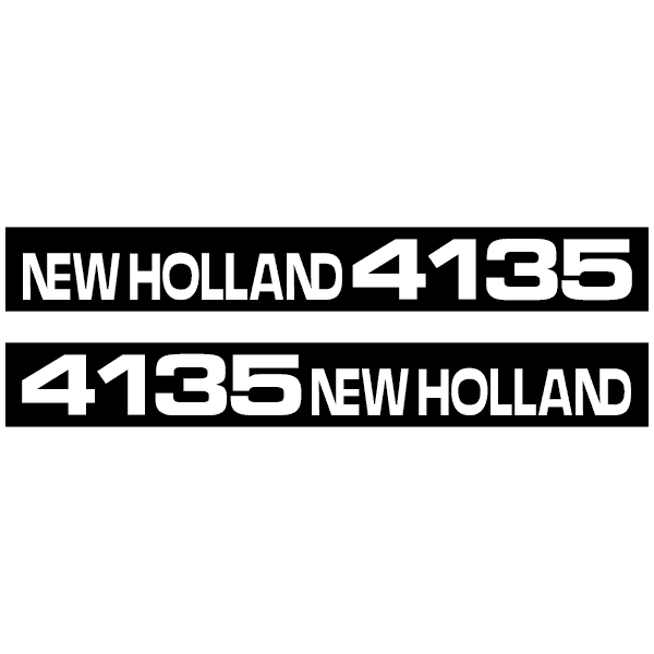 New Holland 4135