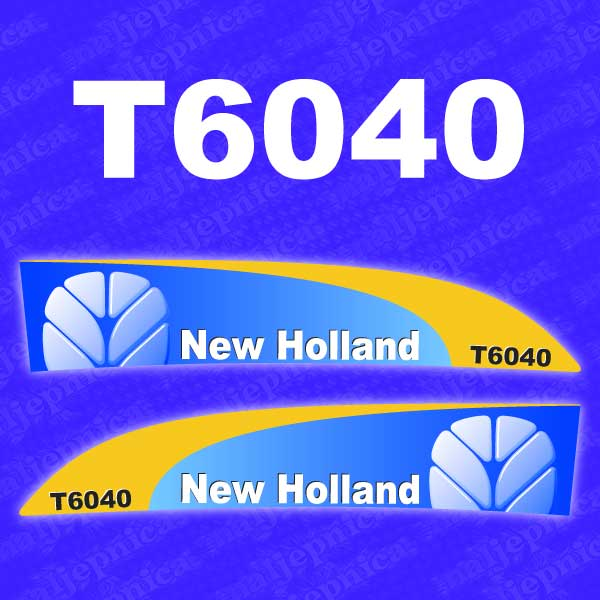 New Holland T 6040