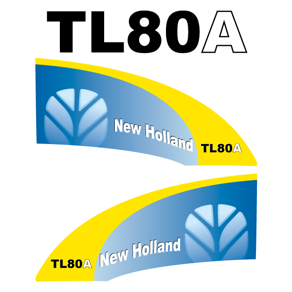 New Holland TL80A