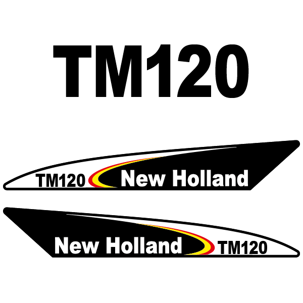 New Holland TM120 (2002)