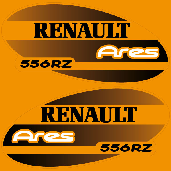 Renault 556 RZ Ares